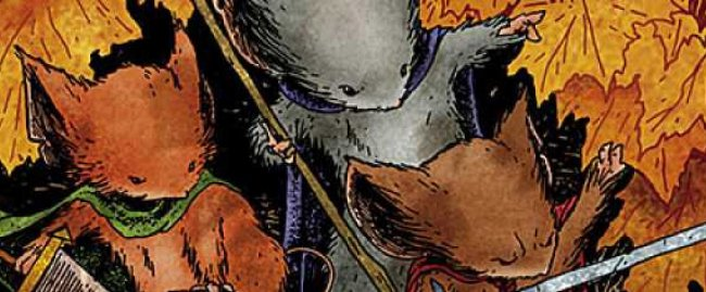 Cross Cult – Backlist - Mouse Guard: Herbst 1152