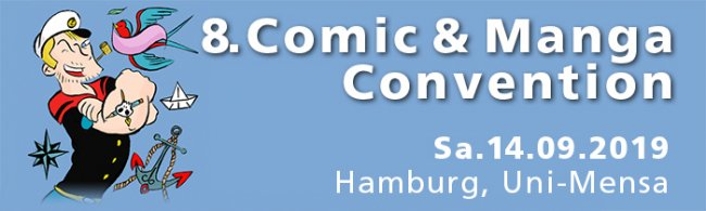 Pressemeldung - Comic- und Mangaconvention Hamburg