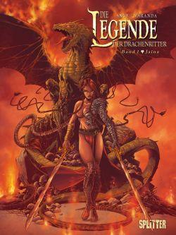 Die Legende der Drachenritter 01