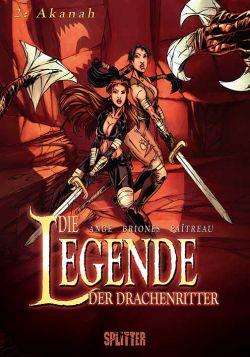 Die Legende der Drachenritter 02