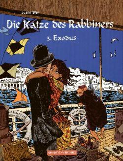 Die Katze des Rabbiners 3