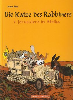 Die Katze des Rabbiners 5