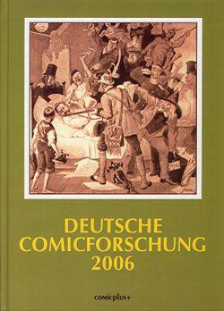 Deutsche Comicforschung 2006