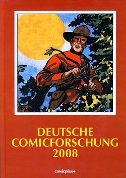Deutsche Comicforschung 2008