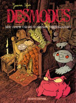 Desmodus der Vampir 3