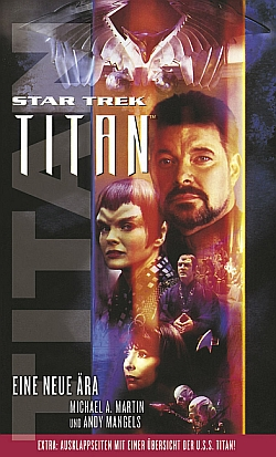 Star Trek - Titan 1