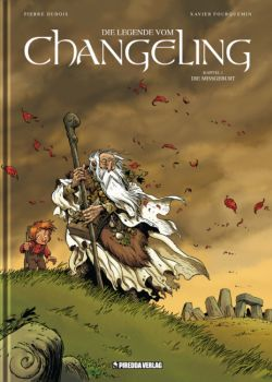 Die Legende vom Changeling 1
