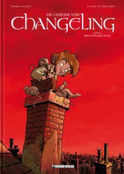 Die Legende vom Changeling 2 (Neuauflage)