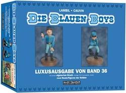 Die blauen Boys 36 Figurenedition