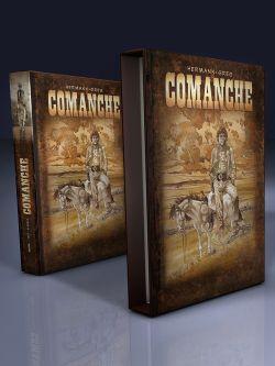 Comanche Leerschuber 1 Zweifach