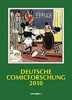 Deutsche Comicforschung 2010