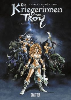 Die Kriegerinnen von Troy 1