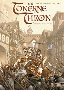 Der tönerne Thron 1