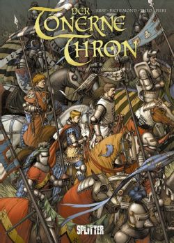 Der tönerne Thron 2