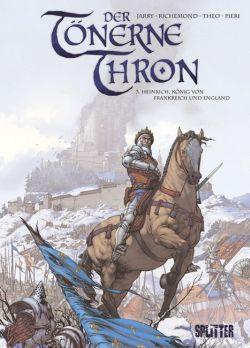 Der tönerne Thron 3