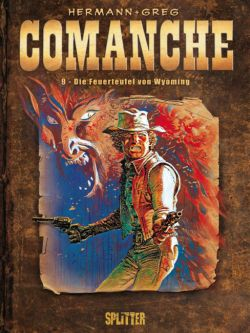 Comanche 09 Figurenedition
