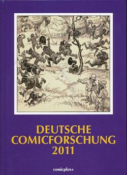 Deutsche Comicforschung 2011