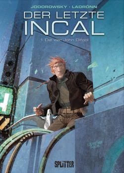 Der letzte Incal 1