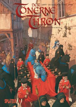 Der tönerne Thron 4