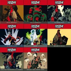 Hellboy Hörspiele 1- 8
