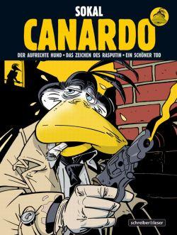 Ein Fall für Inspektor Canardo - Sammelband 1
