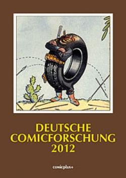 Deutsche Comicforschung 2012