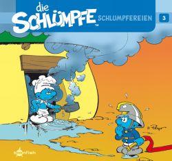 Die Schlümpfe - Schlumpfereien 03