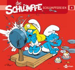 Die Schlümpfe - Schlumpfereien 04