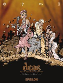Deae 2 - Eriks Deae Ex Machina