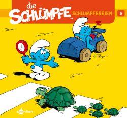 Die Schlümpfe - Schlumpfereien 05