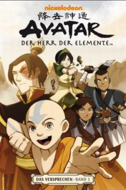Avatar - Der Herr der Elemente 01 (Neuauflage)