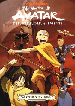 Avatar - Der Herr der Elemente 02