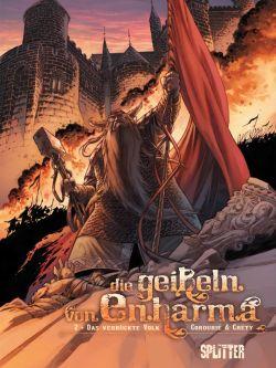 Die Geißeln von Enharma 02