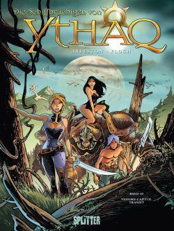 Die Schiffbrüchigen von Ythaq 10