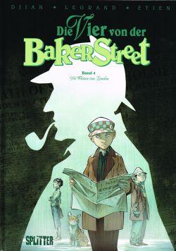 Die Vier von der Baker Street 4 (Neuauflage)