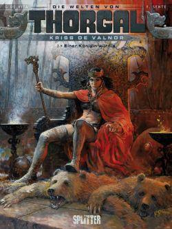 Die Welten von Thorgal - Kriss de Valnor 3