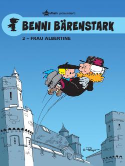 Benni Bärenstark 02