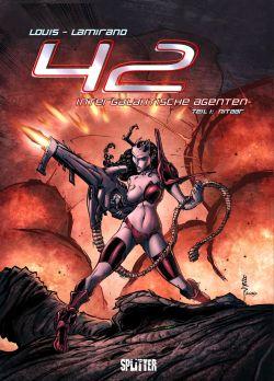 42 - Intergalaktische Agenten 1
