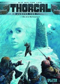 Die Welten von Thorgal - Thorgals Jugend 1