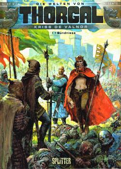 Die Welten von Thorgal - Kriss de Valnor 4