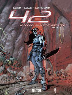 42 - Intergalaktische Agenten 2
