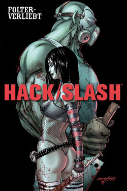 Hack/Slash 10