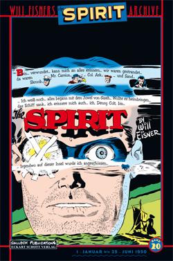 Spirit Archive 20 VZA