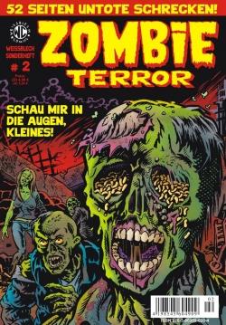 Zombie Terror Sonderheft 2