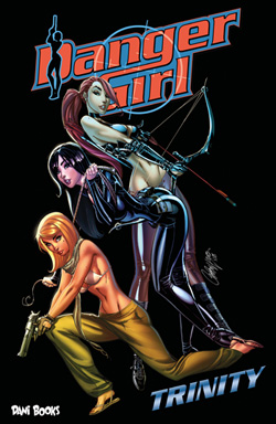 Danger Girl 2