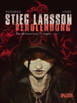 Stieg Larsson - Verblendung Book 1