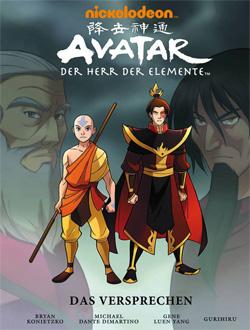 Avatar - Der Herr der Elemente 01 Premium (HC) (Neuauflage)