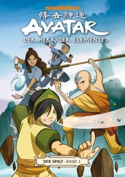 Avatar - Der Herr der Elemente 08 (Neuauflage)