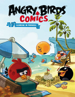 Angry Birds 2 - Hardcover
