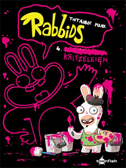 Raving Rabbids 4